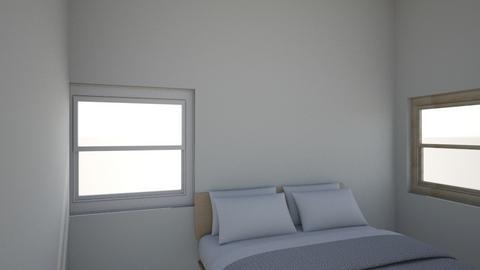 clean - Minimal - Bedroom  - by Emmanuelcruz