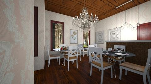 Soup Shack - Vintage - Dining room  - by arden roeda