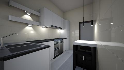 EFE REF OWOSHE KITCH - Kitchen  - by jfx