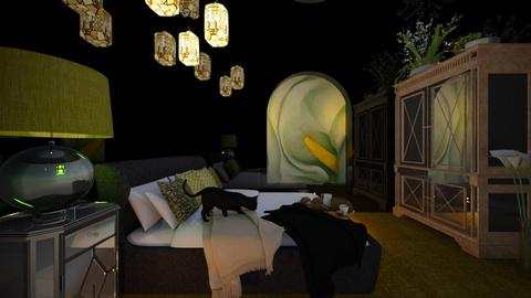 O Keeffes Darkside - by Yavanna