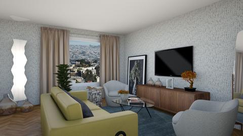 34345arg4nrm - Living room  - by evakarwowska