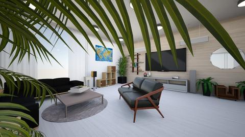 CELINE LV - Living room  - by sunshiyane