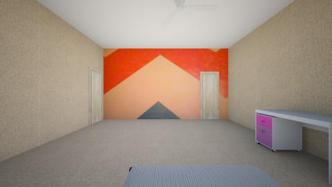 Tais room - Modern - Kids room  - by Amber Mintina