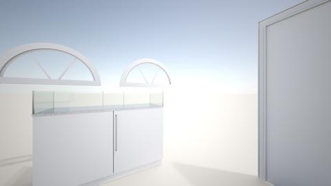 draft kitchen - Kitchen - by jonoda316