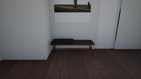Ilene Stieglitz Entry Von - Office  - by Barry Snowbarger