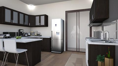 apart kitchen - Kitchen  - by safanadia