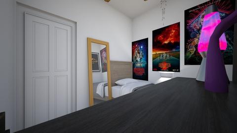 Stranger Things 2 - Bedroom  - by SammyJPili