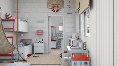 Coastal kids - Kids room  - by Charipis home