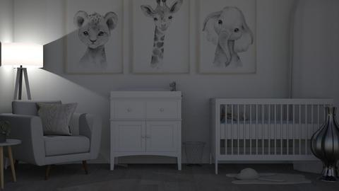 Nursery  - Kids room  - by ash04