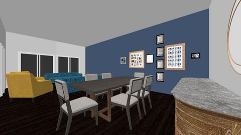 deneme - Living room - by demetersoy