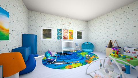 babyroom - Kids room - by Emma_04