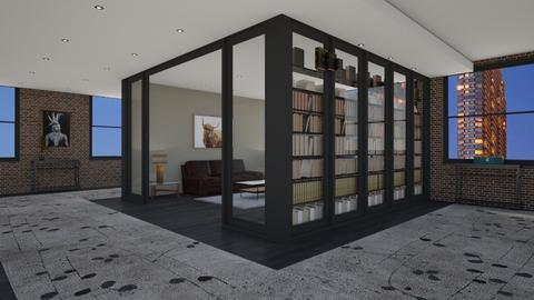 Martinez Olarte Estudio - Eclectic - Office  - by Elenny