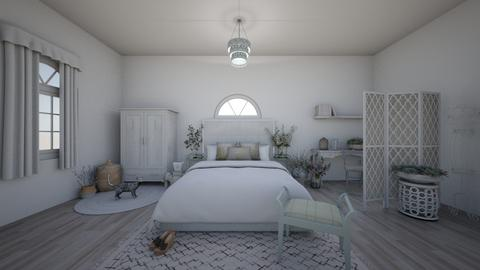 Shabby Chic - Classic - Bedroom  - by evabarrett