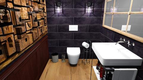 toilet - by Nari31