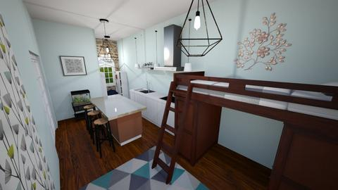 Tiny Home - by megan mccauley