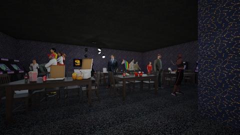 Arcade - Retro - by FNaF6_6