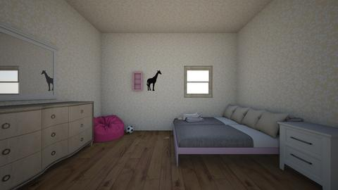 pink love - Modern - Kids room - by Licorice123