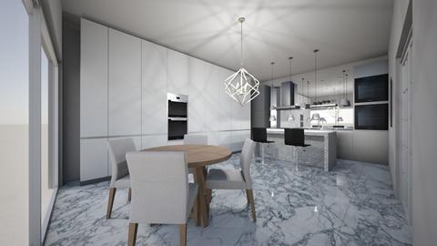 N 194 - Kitchen  - by 32000