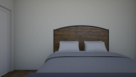 J Britton master bedroom - Bedroom  - by D379