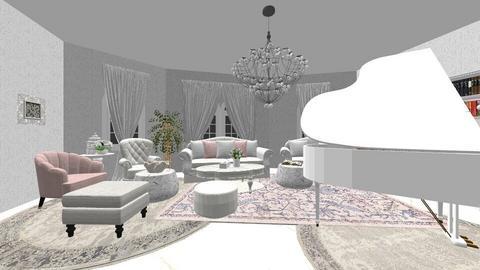 Princess room222 - Living room  - by Irenian
