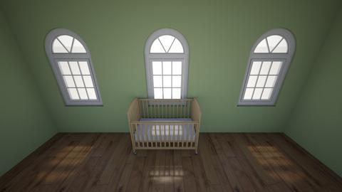 SLNursery_Rowan - Kids room  - by Polopony20