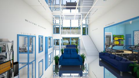 Dream school - Office - by Nan