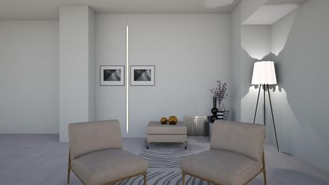 A9 - Modern - Living room  - by adelinaghita