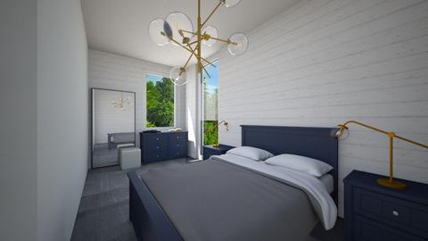 House_bedroom - Bedroom  - by Noa Jones