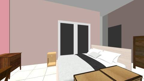 room change - Bedroom - by Carla Salvador