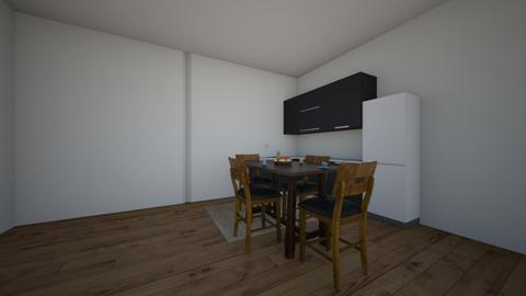 kokikik - Living room  - by josefa nova