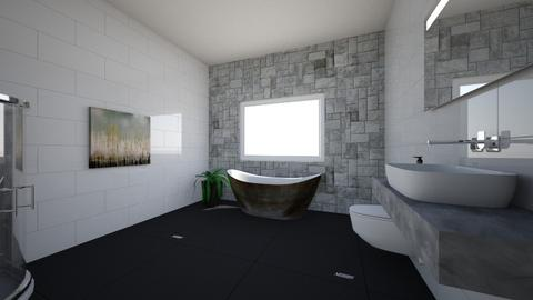 Bathroom - Glamour - Bathroom  - by AlleyDoesSTYLER