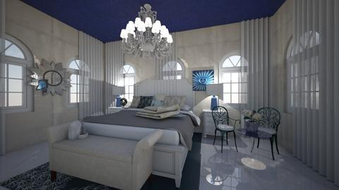 nouveau bedroom chic - Modern - Bedroom  - by neoeditzzzzz