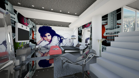Take The Box - Modern - Bedroom  - by Saj Trinaest