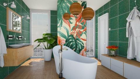 Bath - Bathroom  - by Liu Kovac