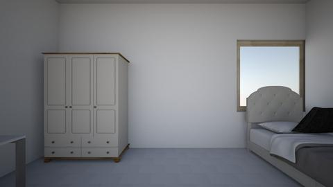 My room  - Minimal - Bedroom - by Marianacuadros