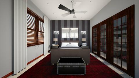 Jen Bedroom - Classic - Bedroom  - by RonaBradacs
