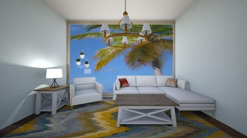 example - Living room  - by Maiabedard24