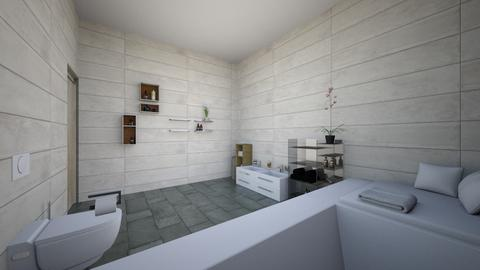 Bad - Bathroom  - by Anikaloibl0324