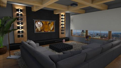 big sofa v2 - Living room  - by snjeskasmjeska