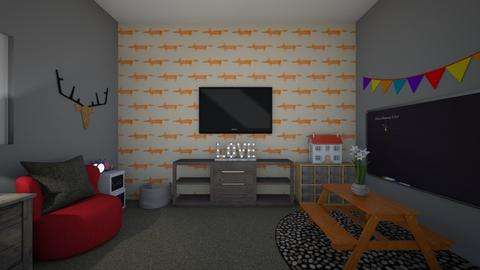 housing - Country - Kids room  - by taylormbess