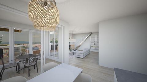 nono dalla cuc low - Living room - by gloria marietti