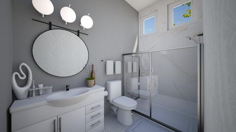 bathroom final - Bathroom  - by MasonSumi12