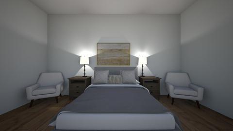 Bedroom - Minimal - Bedroom  - by Rubybradt