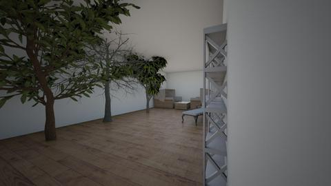 jardinplanta0 - Retro - Garden  - by FernandoReyallal