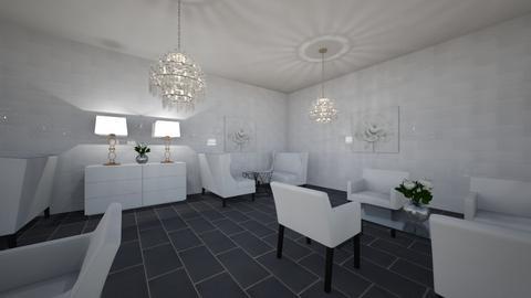 kdkfd   - Modern - Dining room  - by hanniibannii07
