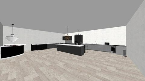 renados - Modern - Kitchen  - by renatasq