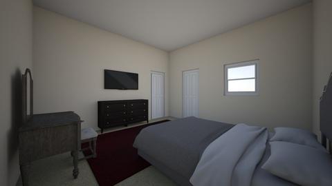 Moore - Bedroom  - by saniyamoore1