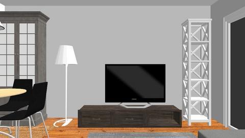 Pridvorului Living room - Classic - Living room  - by johnnybeep