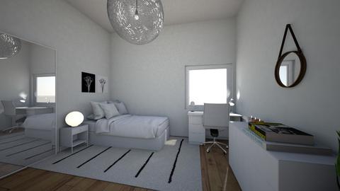 new bedroom - Bedroom  - by mari92u6