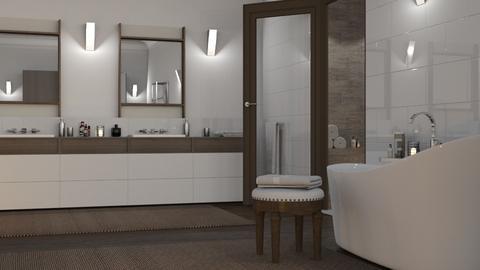 Bath - Bathroom  - by GraceKathryn